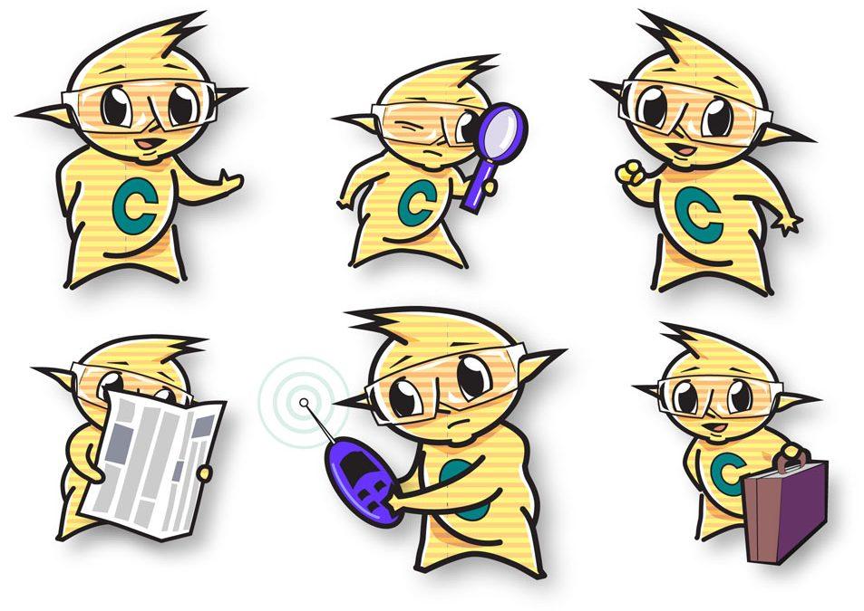 Cigna Character Designs