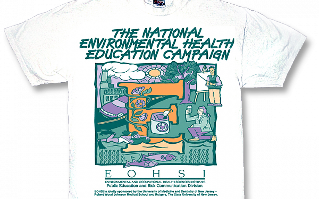 Environmental Health T-Shirt